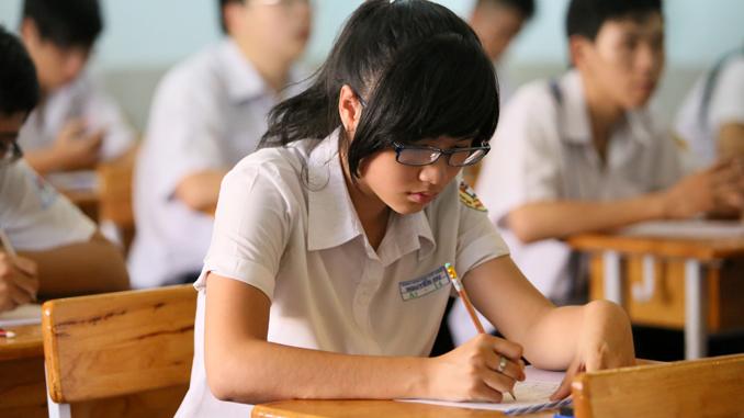 Điều chỉnh khu vực ưu tiên trong kỳ thi trung học phổ thông Quốc gia.