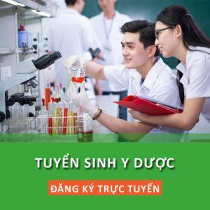 Tuyển sinh cao đẳng Y Dược Hà Nội