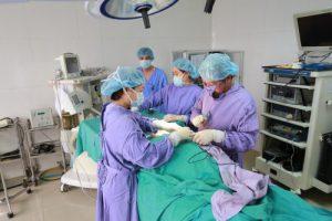 Công việc của điều dưỡng viên phòng mổ