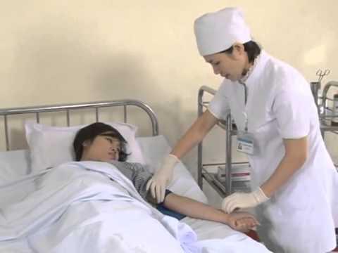 Quy trình chăm sóc bệnh nhân sốt xuất huyết