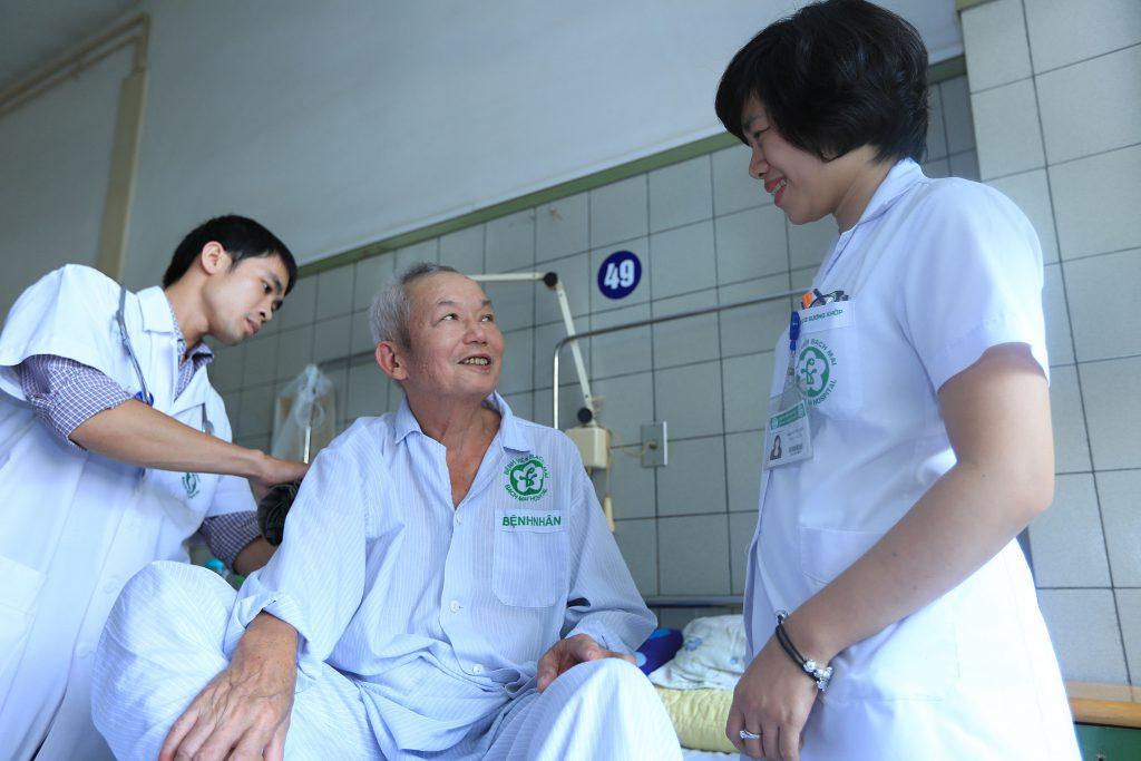 chương trình Điều dưỡng viên làm việc tại Nhật Bản