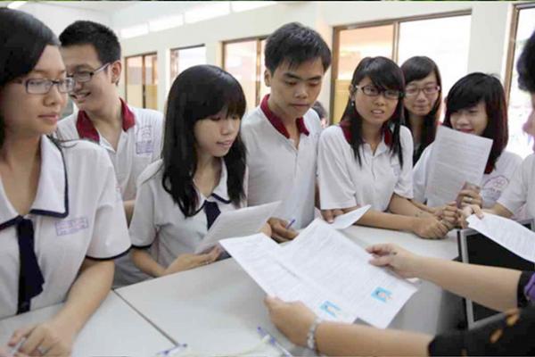 Phương thức xét tuyển học bạ THPT
