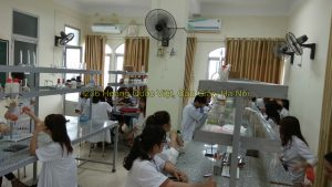 Phòng thực hành đơn vị 236 Hoàng Quốc Việt