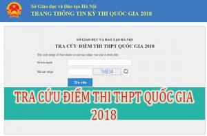63 tỉnh thành công bố điểm thi THPT quốc gia