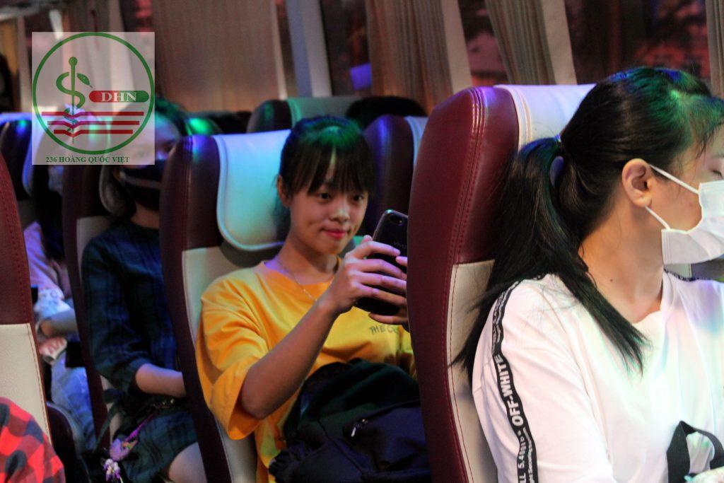 Xe xuất phát 6h sáng từ Hoàng Quốc Việt đi Tam Đảo