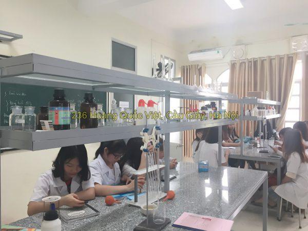 Cao đẳng Dược Hà Nội 236 Hoàng Quốc Việt